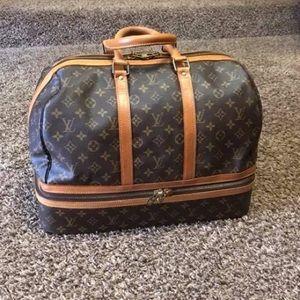 LV sac sport travel bag